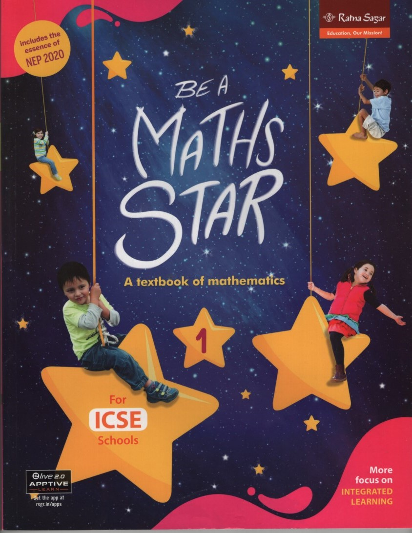 BE A MATHS STAR - 1
