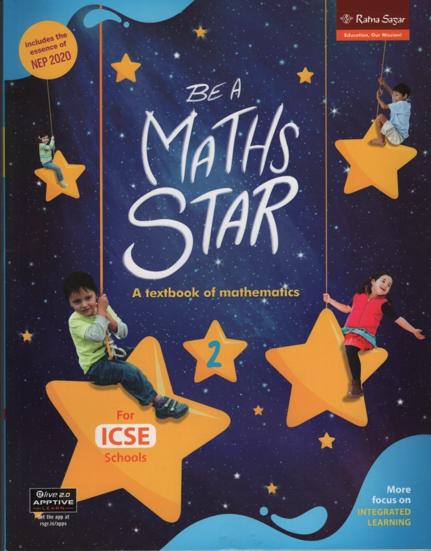 BE A MATHS STAR - 2