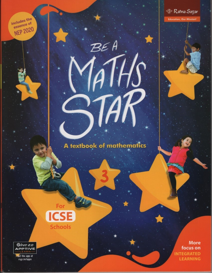 BE A MATHS STAR - 3