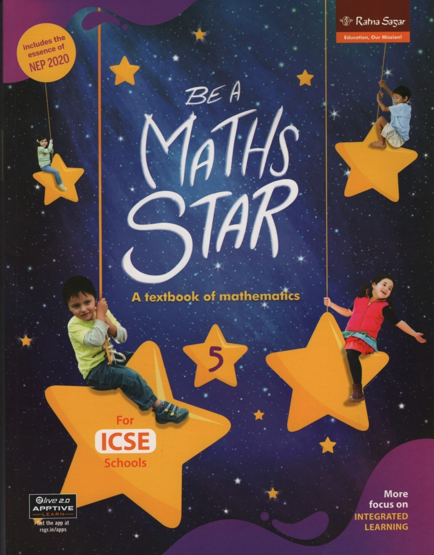 BE A MATHS STAR - 5