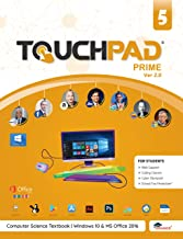 TOUCHPAD COMPUTER BOOK PRIME VER 2.0 CLASS 5