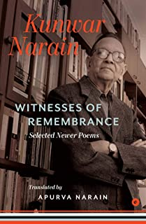 Witnesses of Remembrance : : New and Selected Poems