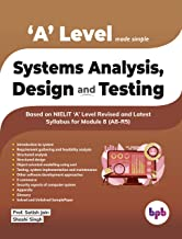 SYSTEMS ANALYSIS, DESIGN AND TESTING