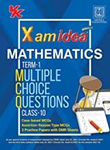 XAM IDEA CBSE MCQS CHAPTERWISE FOR TERM I, CLASS 10 MATHEMATICS STANDA