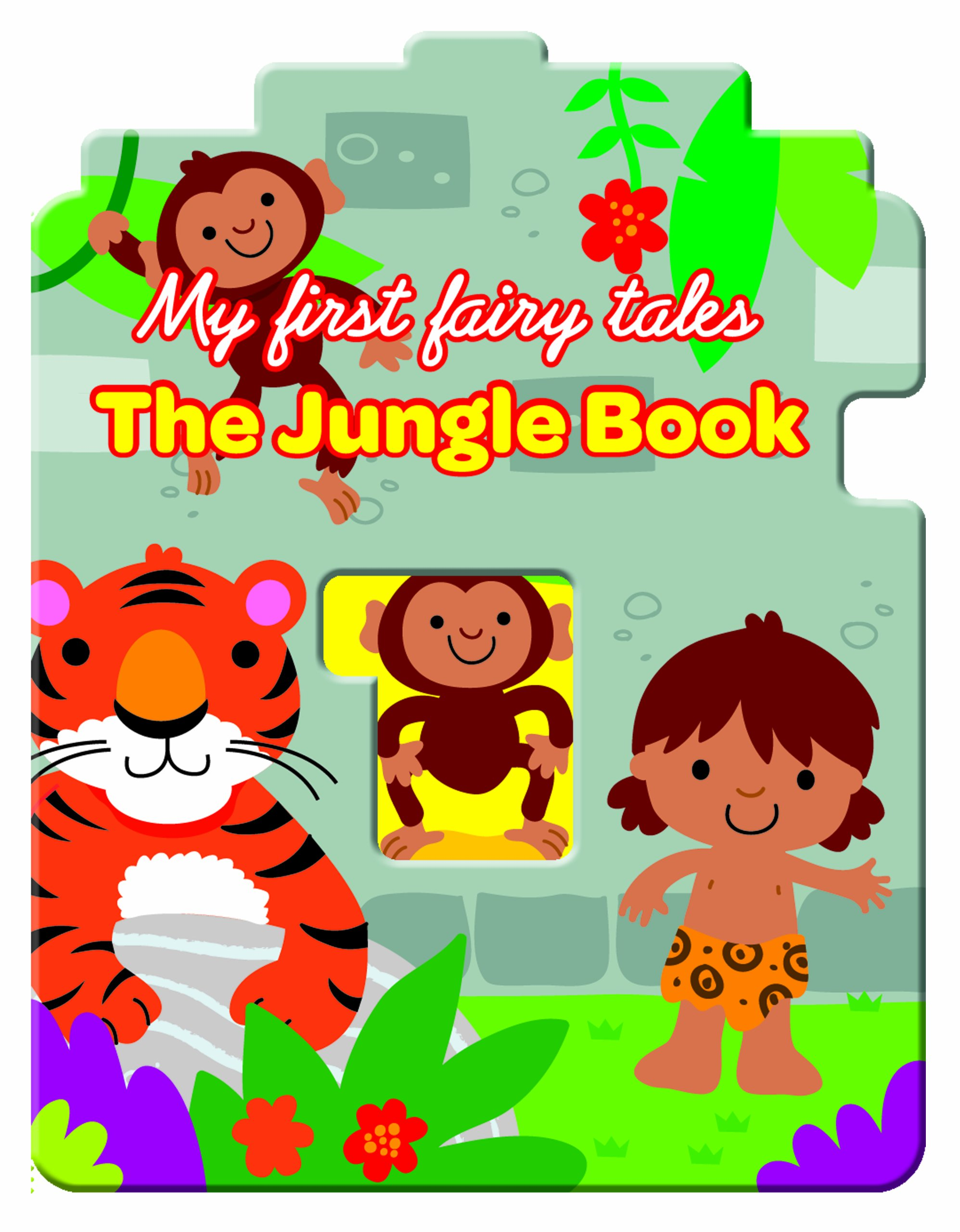 The Jungle Book (My First Fairy Tales)