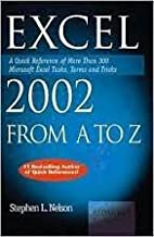 Excel 2002 From A o Z