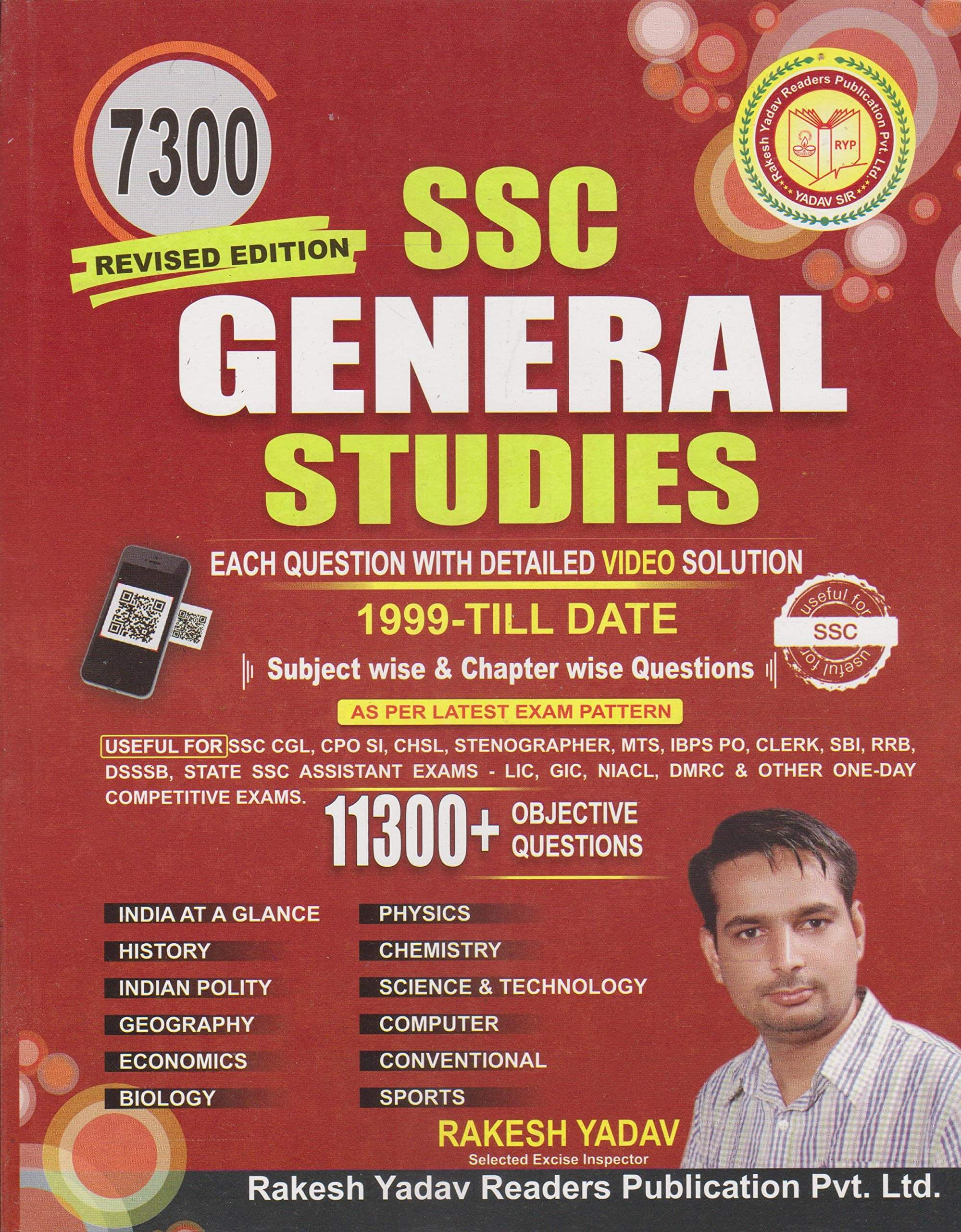 SSC General Studies 7300+